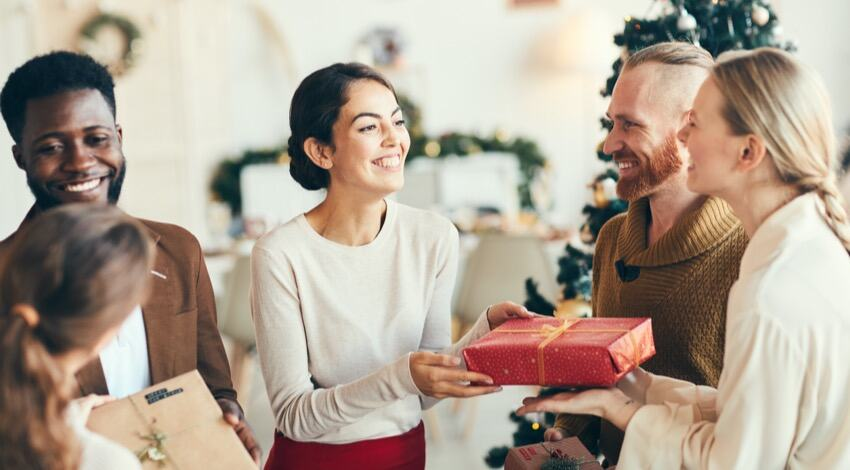Understand the rules underneath holiday giving